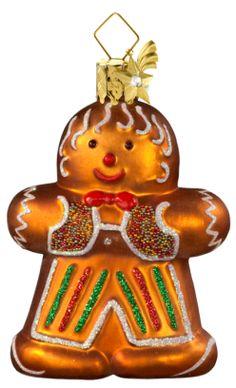 Baumschmuck Lebkuchen-Junge