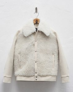 CH 065    OFF WHITE GRIZZLY JACKET   hoon Mode Personnelle, Mode Hivernale 9f4d3f15d200
