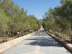 #magiaswiat #podróż #zwiedzanie #jordania #blog #azja  #jerash #twierdza #kosciol #amman #miasto #zabytki #muzeum #katedra #rzymskie #ruiny #stadion #madaba #goranebo #betania #jordan #morzemartwe #petra #al-kerak #pustynia Petra, Sidewalk, Blog, Side Walkway, Walkway, Blogging, Walkways, Pavement