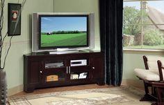 "Williams Import Co. 60"" Corner TV Stand & Reviews | Wayfair"