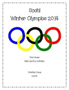 Winter Olympic Activities