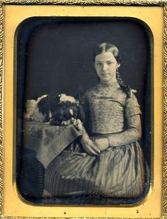 19th-century American dog
