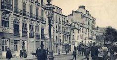Calles Reyes Católicos cerca  Plaza Nueva