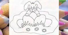 Výsledok vyhľadávania obrázkov pre dopyt zajac omalovanka
