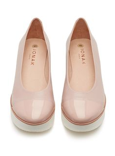 Jonak pink shoes