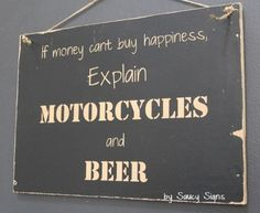 Motorcycles-and-Beer-Sign-Biker-Shed-Bar-Garage-Man-Cave-Wooden-BBQ-Moto-GP