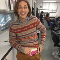 Just perfect.   Why Matthew Gray Gubler Is The Nerd Of Your Dreams