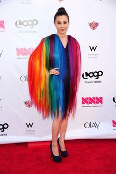 A hair dress