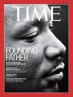 TIME's I Have a Dream Special Issue Cover