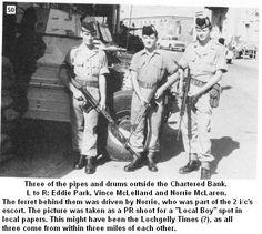 Argyll and Sutherland Highlanders Aden 1967