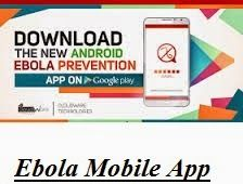 Ebola Virus Mobile App