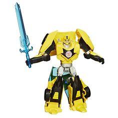 Transformers Robots in Disguise Warrior Class Bumblebee Figure Transformers http://www.amazon.com/dp/B00LXCKA6S/ref=cm_sw_r_pi_dp_rX6Awb01DN8DC