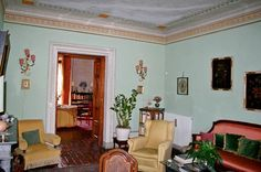 Piano Nobile 2 - Lucca Historic Tuscany Villa Pescaglia for sale. www.lucaevillas.it
