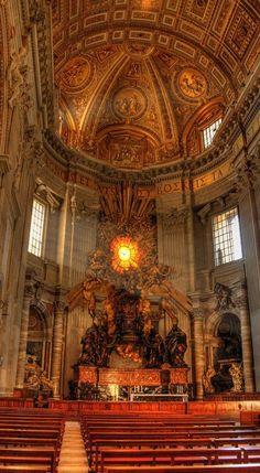 Basilica de San Pedro, Vaticano