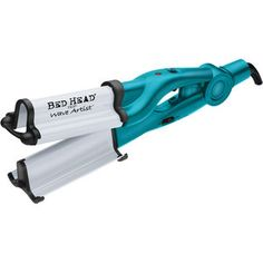 "Bed Head Deep Waver - Pinner-""Love this stuff! Creates really pretty beachy waves. I have fine straight hair, but my curl stays all day and the next day, even without hair spray. Bed Head Wave Artist, Hair Waver, Beachy Waves, Big Waves, My Hairstyle, Hairstyle Ideas, Looks Cool, Hair Dos, Bridal Hair"
