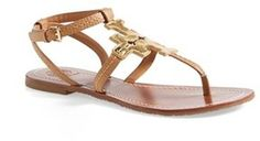 love this  -- Tory Burch 'Chandler' Leather Sandal (Women)  -- http://www.hagglekat.com/tory-burch-chandler-leather-sandal-women/