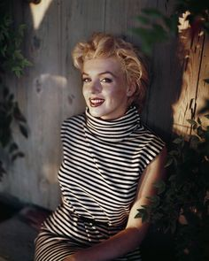 Fifty years after her passing, Marilyn Monroe continues to resonate through popular culture: Her look, her hair and her clothes still influence fashion and style today.