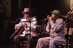 JIMMY BURNS & WILLIE 'BIG EYES' SMITH | by Shep's Blues