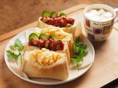食パン1枚でも作れるサンドイッチ!「ポケサン」が話題沸騰中   iemo[イエモ]