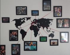 ideas para decorar con fotos 14