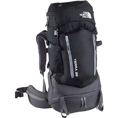 f7a0d610a69 Amazon.com   The North Face Terra 35 Backpack (Small Medium)   Sports    Outdoors