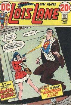 Lois Lane comic book covers  | Superman's Girl Friend Lois Lane comic book…