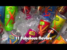 Get the energy you really want, order your XS Energy Drinks from me at www.thearceplace.com