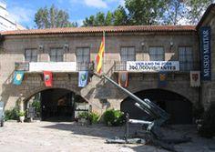 Museo Militar Regional Regional, Outdoor Power Equipment, 18th Century, Museums, Tourism, Garden Tools