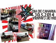 Rock Star Energy Drink since1999 : DIA DE CANARIA 30.5.  2014 ROCKSTAR ENERGY DRINK S...