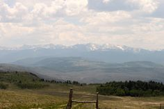 My trip to the Rocky Mountains