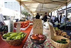 Clearwater Farmer's Market.