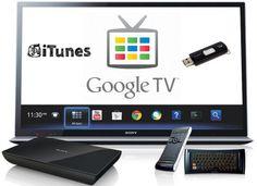 Watch iTunes Videos on Google TV Using Thumb Drives | Open Media Community
