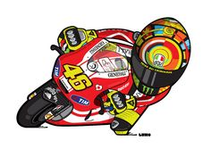 valentino rossi ducati 2011 | Flickr - Photo Sharing!