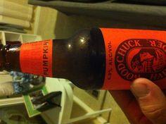 New Pumpkin Cider Woodchuck Beer