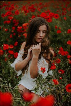 Beautiful Poppy Fields- Fashion and Bridal Inspiration…