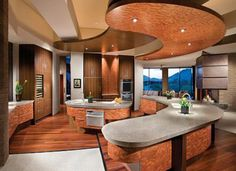 | Contemporary > Kitchens | LUXE Source