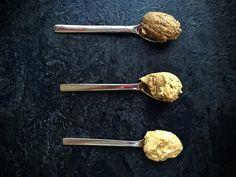 Almond, cashew or peanut butter