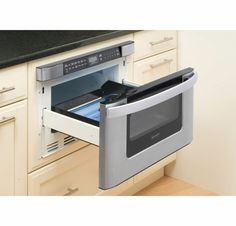 Sharp 24 In W 1 2 Cu Ft Built In Microwave Drawer In . Sharp 24 Inch Built In Microwave Drawer With 1 2 . Sharp Microwave Drawer, Microwave Oven, Microwave In Island, Under Counter Microwave, Hidden Microwave, Microwave Storage, Built In Microwave Cabinet, Microwave In Kitchen, Grand Designs