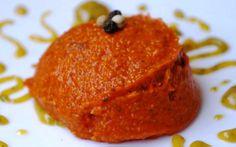 Paté de tomate Recetas Vegetarianas