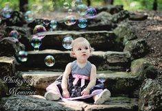 We love bubbles!!!