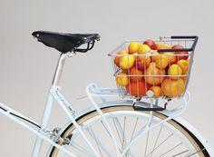 Cute way to carry stuff on my bike