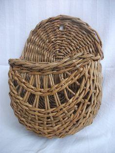 Cesta colgante  -  hanging Basket