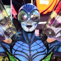Heidi Klum Wins Halloween Once Again with This Rad Costume!  #InStyle