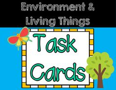 **Aligns to 3rd Grade NGSS**This set includes 16 open-ended question cards related to environment and animals. This set can be used throughout your unit as review, and/or at the end of your Environment and Animals unit in whole-group or small group review.