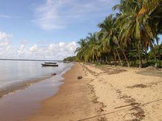 Galibi beach, Suriname