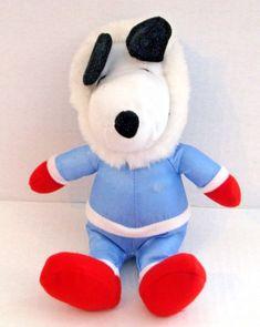Dan Dee Peanuts Musical Skating Snoopy with Reindeer Ears