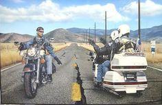 http://thetimerider.hubpages.com/hub/MotorcycleEtiquetteHowNotToWaveLikeADork
