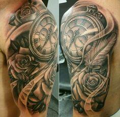 Uhr Tattoo - Most creative tattoo list