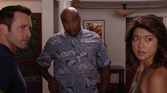 Steve, Lou, & Kono | Hawaii Five-0