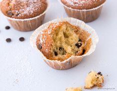 Schokotropfen-Muffins – MixGenuss Blog Cupcakes, Cookies, Desserts, Breakfast, Blog, Cooking, Food For Kids, Crack Crackers, Tailgate Desserts